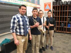 2018 All South Jersey Board of Directors Association Elementary Honors Band